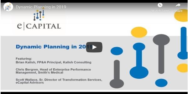 dynamic planning