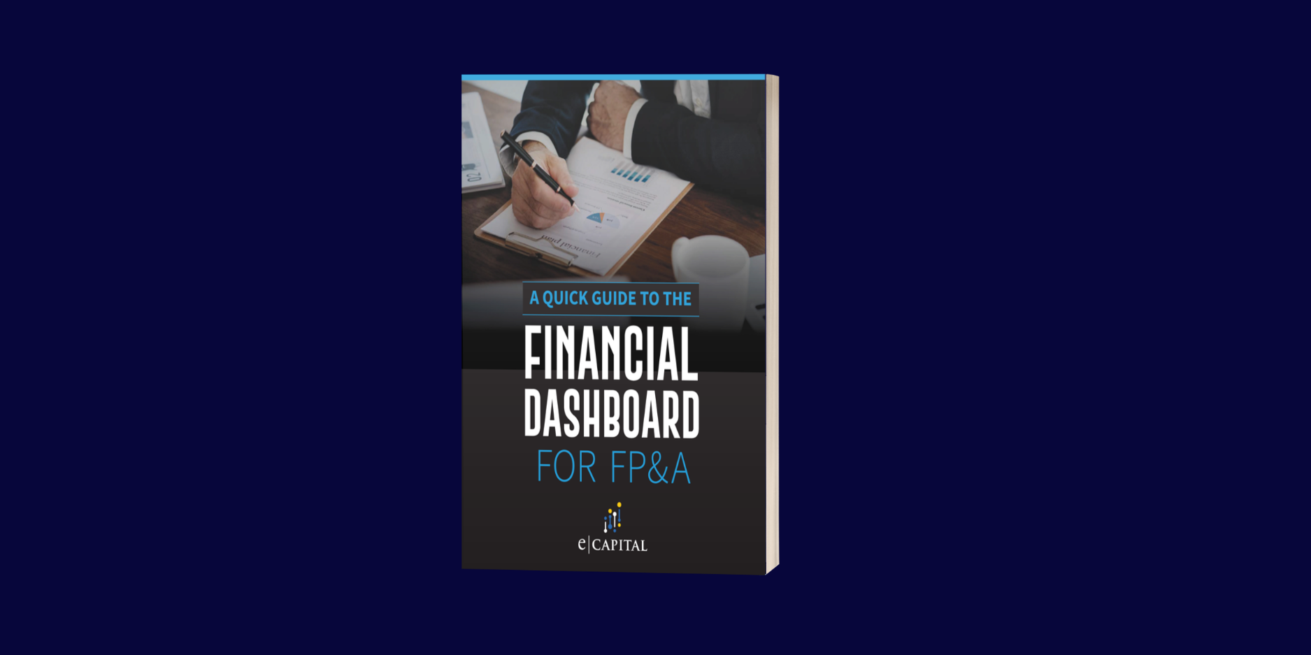 quick guide to financial dashboard