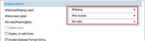 Oracle Smart View Retrieve - Leave #Missing