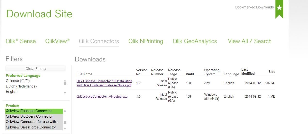 Qlikview – Connecting to Essbase   eCapital Advisors