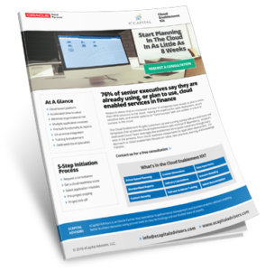 Oracle PBCS Hyperion Cloud Enablement Kit Infomation Sheet