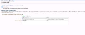 OBIEE LDAP Configuration - property name: virtualize