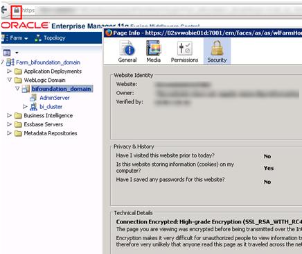 Weblogic SSL Configuration | How to Create an SSL Keystore for Weblogic