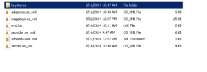 Weblogic server LDAP - new credentials in the Credential Store